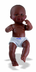 miniland newborn african-american doll children love