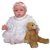 molly originals lisa doll daisy bear