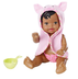 little mommy scrub african-american doll experience