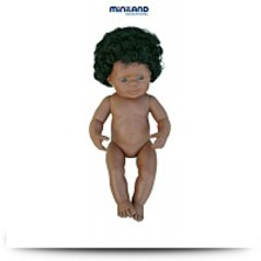 Africanamerican Girl Baby Doll