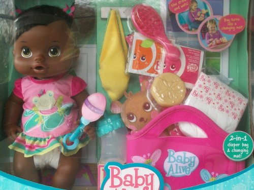 Baby Alive Day Out With Mommy African African Baby Dolls