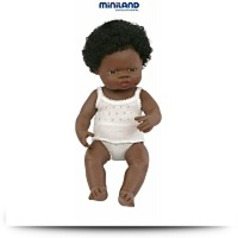 Baby Doll African Girl