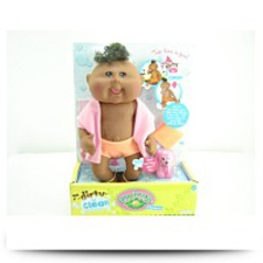 Dirty To Clean Newborn Doll