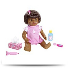 Little Mommy Baby Ahchoo African American