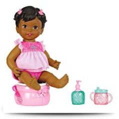 Little Mommy Princess And The Potty Africanamerican