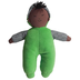 african-american kuddle doll celebrate diversity huggable