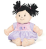 stella black hair doll brunette