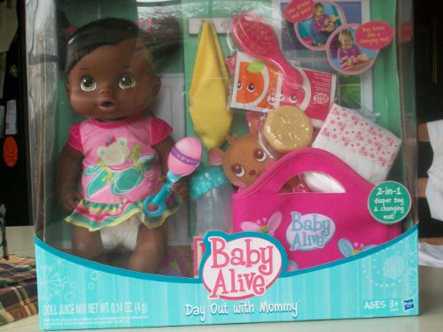 Baby Alive Day Out With Mommy African