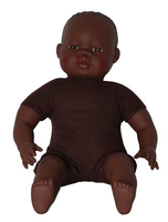 Soft Body African Baby Doll